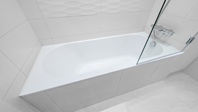 refinished bathtub